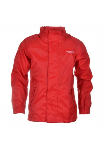 Regatta Kinderregenjas Pack It , Regatta, rood