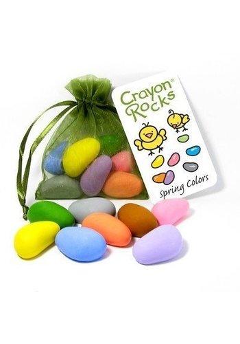CrayonRocks Soja waskrijtjes pastel 8 stuks