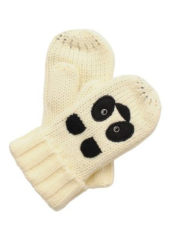 Regatta Mudplay fleece gevoerde wanten Panda