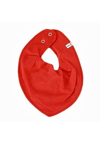 PiPi Kwijlslab, bandana slab rood