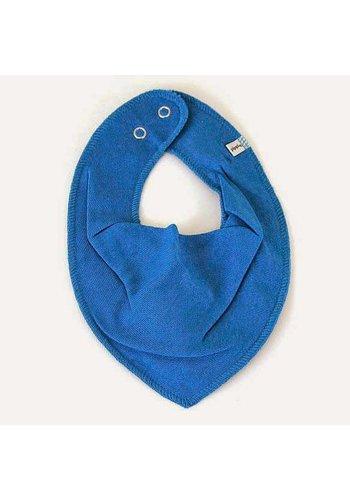 PiPi Kwijlslab, bandana korenblauw