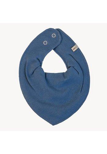 PiPi Kwijlslab, bandana smokey blue