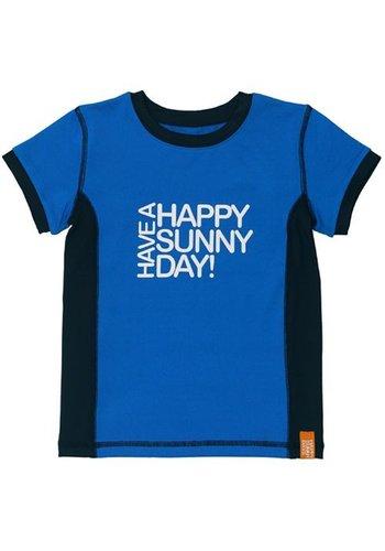 HappySunnyDays Uv-T-shirt korte mouwen, blauw, Maui