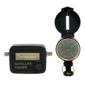 König Satfinder+compas Satfinder-kit