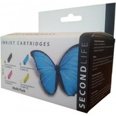 SecondLife HP inktcartridge multipack 364BK/C/M/Y XL