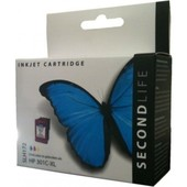 SecondLife SecondLife HP inktcartridge kleur 301 XL CH562EE CH564EE