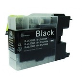 SecondLife Brother inktcartridge Brother LC1240BK XL zwart