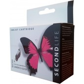 SecondLife SecondLife inktcartridge voor Canon grijs CLI-521GY
