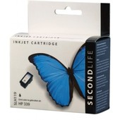 SecondLife SecondLife inktcartridge HP 339XL Zwart C9767E