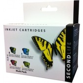 SecondLife Brother inktcartridge Brother LC985 Multipack XL LC985VALBPDR LC985RBWBPDR