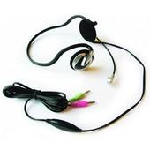 Ewent nekmodel hoofdtelefoon met microfoon EW3566
