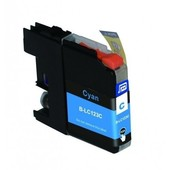 SecondLife Brother inktcartridge Brother 123C blauw LC123C