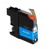 SecondLife Brother inktcartridge Brother 125C XL blauw LC125C LC125XLC