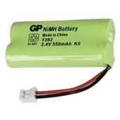GP GP accu voor DECT telefoons NiMH 2.4 V 550 mAh ACCU-T382