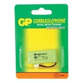Batterijpack DECT telefoons NiMH 2.4 V 400 mAh 220436C1