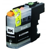 SecondLife Brother inktcartridge Brother 223BK zwart LC223BK