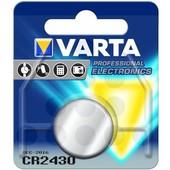 Varta knoopcel CR2430 3V Lithium