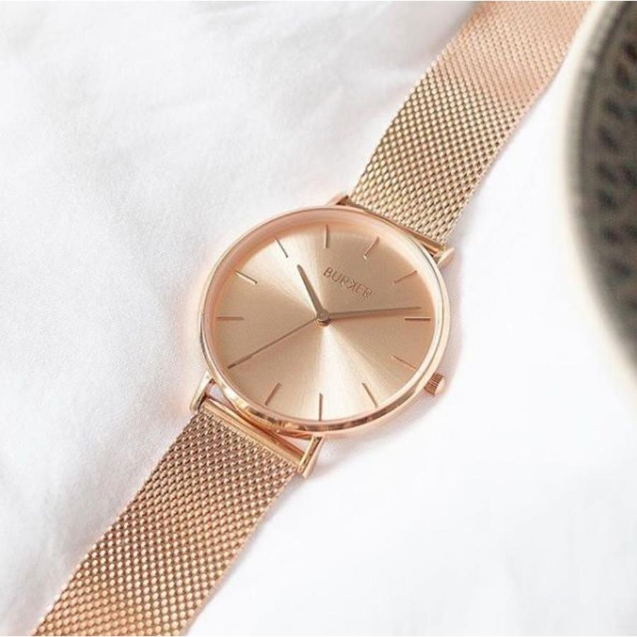 Burker Watches RUBY ROSE GOLD