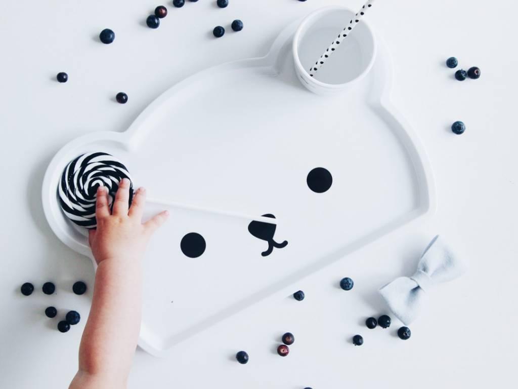 Shoptip: monochrome kinderservies van Bopomofo