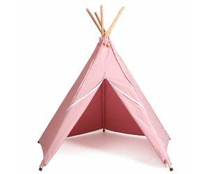 Tipi Tent Kinderkamer : Tipi tent roze voor in de kinderkamer van roommate klein en stoer