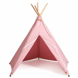 Roommate Hippie tipi tent roze
