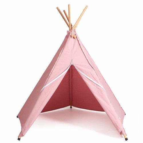 Roommate Hippie tipi tent roze