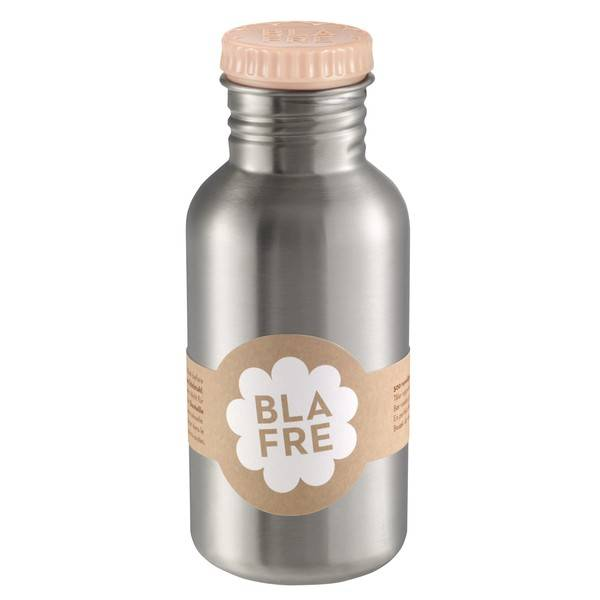 Blafre RVS drinkfles peach van Blafre 500ml