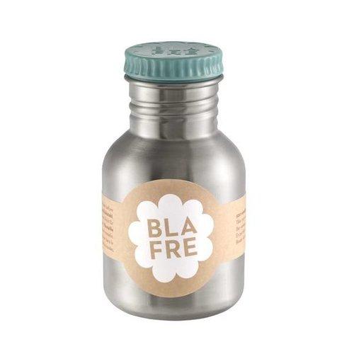 Blafre Drinkfles RVS blauw 300ml