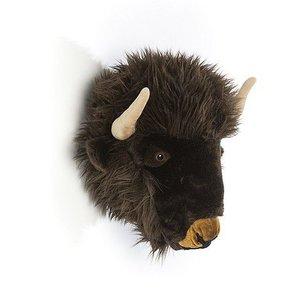 Wild and Soft Dierenkop Buffel
