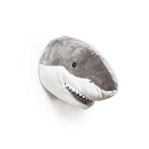 Wild and Soft Dierenkop Haai