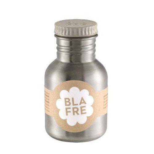 Blafre Drinkfles RVS grijs 300ml
