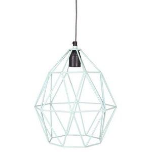 KidsDepot Wire hanglamp mint