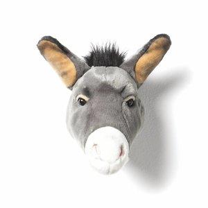 Wild and Soft Dierenkop ezel