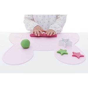 We Might Be Tiny Placemat Konijn poeder roze