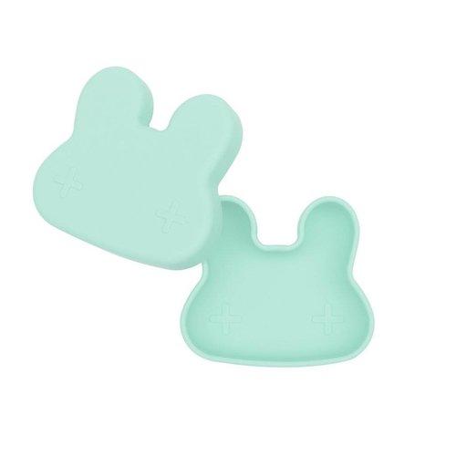 We Might Be Tiny Snackie konijn mint groen