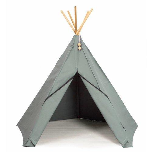 Roommate Hippie tipi tent groen
