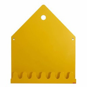 Roommate Magneetbord village geel