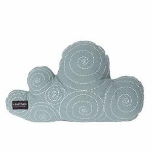 Roommate Kussen wolk zeegroen