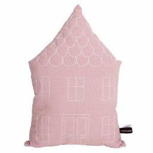 Roommate Kussen huis roze