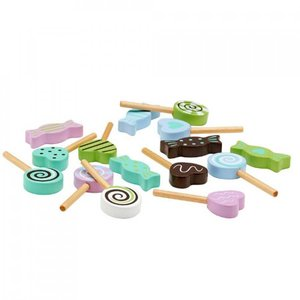 Kids Concept Houten snoepjes