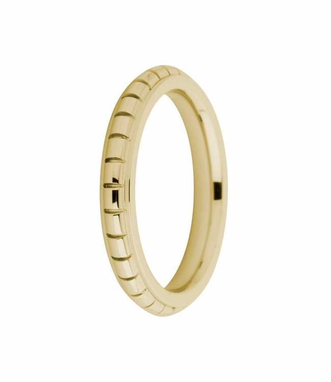 MelanO Ring Sarah engraved, G
