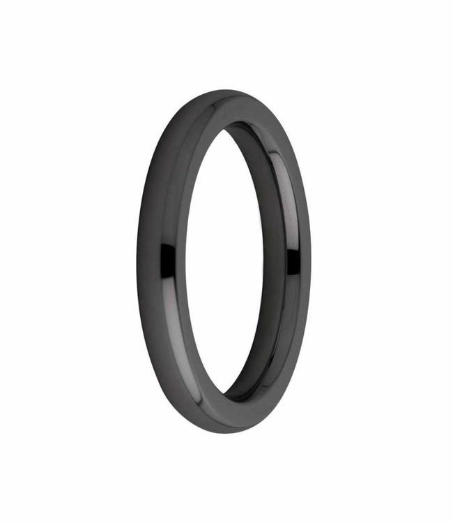 MelanO Melano - ring Sarah basic, BL