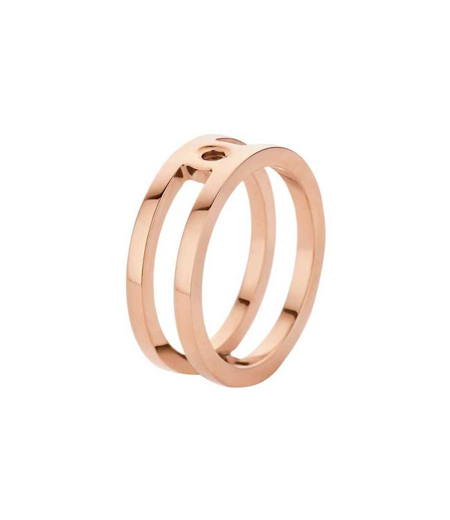 MelanO Ring Twisted Trista RG