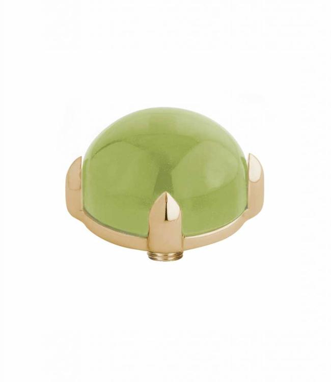 MelanO Twisted meddy round, G, Lime