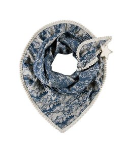 POM Amsterdam Sjaal Premium Glittering Snake 153