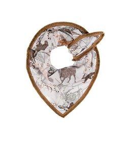 POM Amsterdam Sjaal Capricorn stone