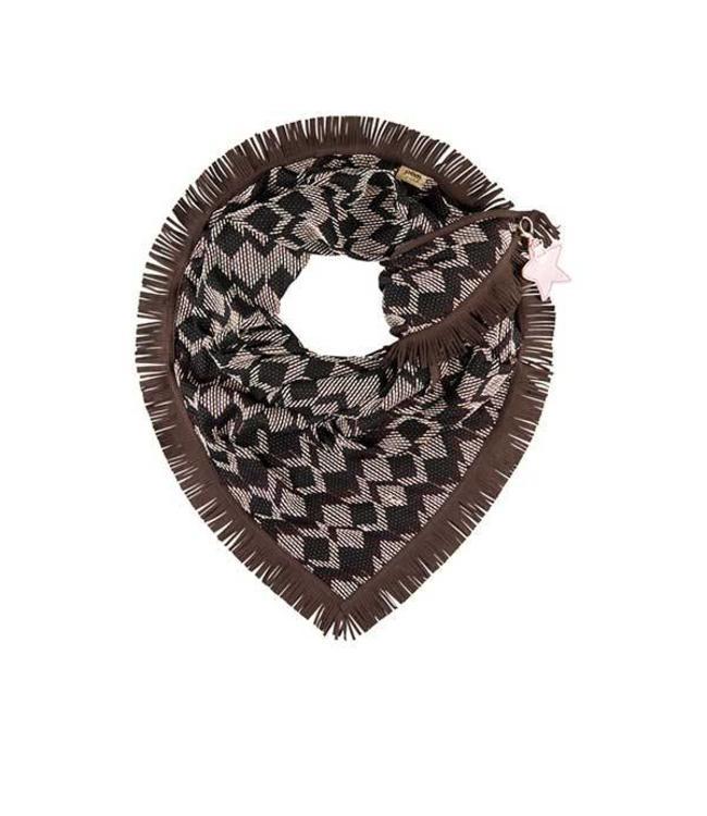 POM Amsterdam Sjaal Premium Cowboy