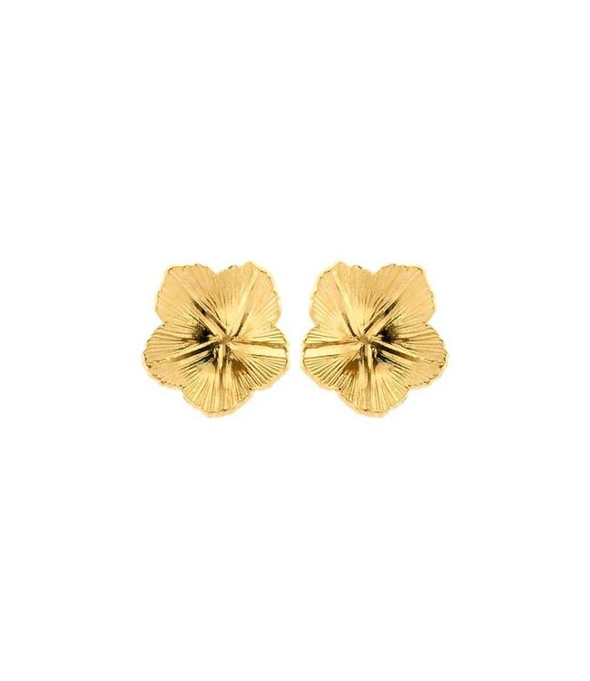 Souvenirs de Pomme Oorbel Flowers tops