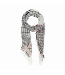 codello sjaal black Evi