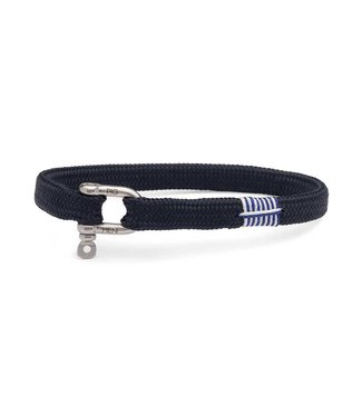 Pig & Hen Armband Vicious Vik Navy Medium